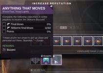 How To Get Buzzard – Vanguard Ritual Weapon Destiny 2, Season of Dawn