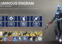 Luminous Engram Destiny 2 – What's Inside?