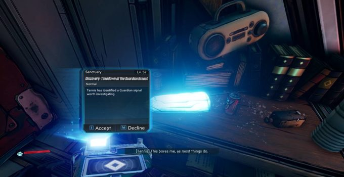 How to Start Takedown at the Guardian Breach – Borderlands 3