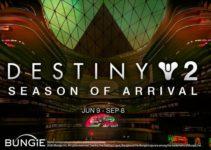 Destiny 2 Patch Notes Update 2.9.0 – Maintenance June 9