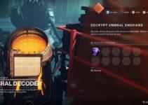 How To Get & Decode Umbral Engrams – Destiny 2